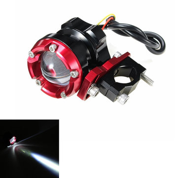 Motorcycle Modified Super Bright External LED Headlights Waterproof Spot Lightt Decoration Light