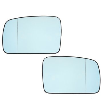 Blue Left Right Heated Rearview Car Mirror Glass For Land Rover Range Rover Vogue Discovery 3 4