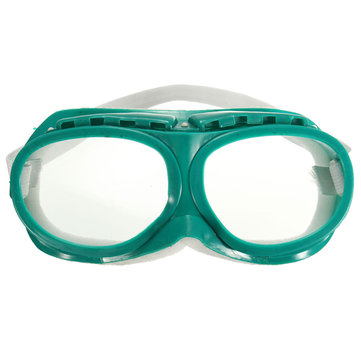 Safety Glass Goggles Protective Anti Shock Splash Clear Lens Sponge Pad Sports