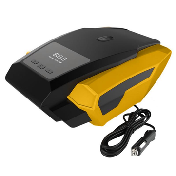 12V Car Tyre Inflator Pump Auto Digital LED Display Emergency Air Compressor Pump