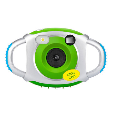 Amkov CD-FP 5MP 1080P HD Cartoon Children Kid Digital Camera