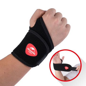 Naturehike Wrist Hand Brace Gym Wrap Strap Support Wrist Guard For Dumbbell Weight Training