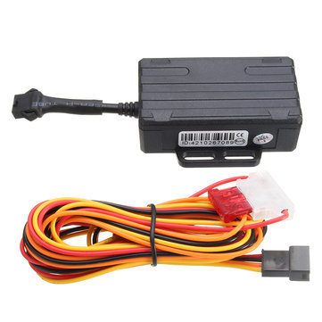 Mini GPS/GSM/GPRS Realtime Tracker Anti-theft Alarm Monitor Vehicle Bike Motorcyle Tracking