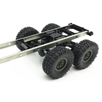 WPL B24 B16 B36 Simulation Train Oil Transport Tank Tanker Trailer Basket Truck Model RC Car Parts