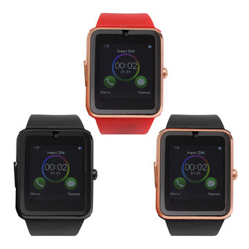 Bakeey bluetooth Smart Wrist Watch GT08 SIM Phone Mate For iPhone X 8/8Plus Samsung S8 Xiaomi 6