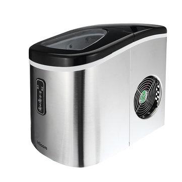 Original Máquina de hielo portátil del fabricante comercial del hielo Cube del acero inoxidable de 220V 105W