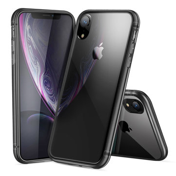 DUX DUCIS Protective Case For iPhone XR Clear Soft TPU Air Cushion Corners Back Cover