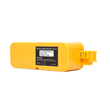 14.4V 3500mAh Nickel-Cadmium Replacement Vacuum Battery For IRobot Roomba 4000 Series
