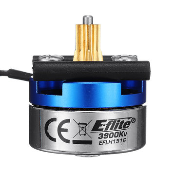 EFLITE 2206 Brushless Motor 3900KV For 250-300 RC Helicopter Mini RC Airplane