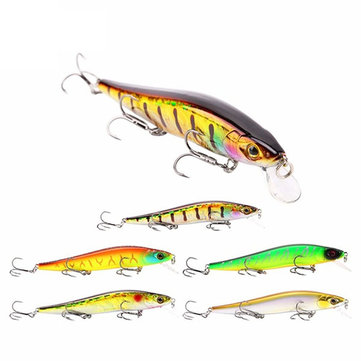 SeaKnight SK020 IPC 14g 110mm 0-1M Depth Fishing Lure Minnow Hard Baits Fishing Wobblers