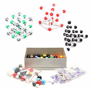 267PCS Molecular Model Set Kit General And Organic Chemistry Education