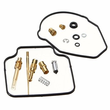 Carb Repair Kit Fourtrax Carburetor Rebuild Tools Set For Honda TRX 250 1985