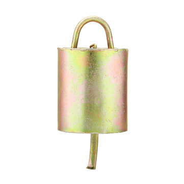 3.5x6cm Copper Bell Cow Horse Dog Sheep Grazing Cattle Farm Animal Loud Brass Casting Bell Decorations