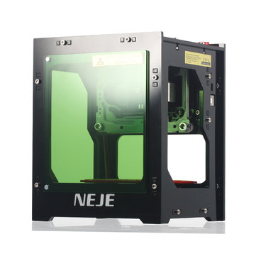 NEJE DK-BL 405nm 1500mW USB Laser Engraver Printer Laser Engraving Machine Bluetooth