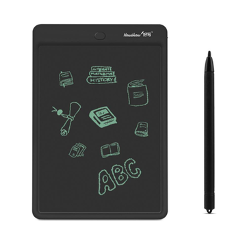 Howshow 12 Inch Writing Tablet With Stylus Pen Screen Lock Function Rough Writing Board