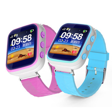 Bakeey H3 1.44inch Color Screen Kids Monitor Smart Bracelet Smart Watch For iphone X 8/8Plus Samsung