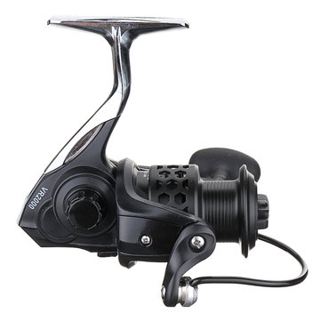 ZANLURE 11+1 BB 5.1:1/6.0:1/5.7:1 Metal Spinning Fishing Reel VR1000-6000 Sea Fishing Wheel