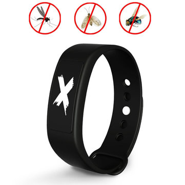 Outdoor Camping Mosquito Repellent Bracelet Effective Anti-mosquito Wristband With 2 Refill Pellets