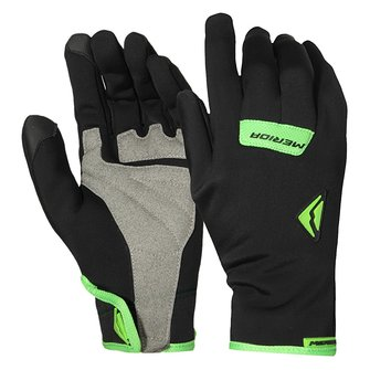 Men Polyester Waterproof Riding Gloves Racing Bike Gel Cycling Full Finger Shockproof Outdoor Mitten