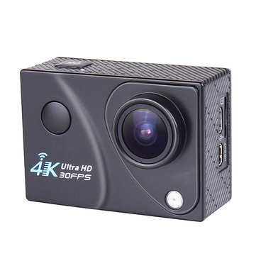 "XANES Q5H-2 4K Wifi 16M пикселей 2.0 ""LCD 170 ° Wide Angle Night Fill Light Mini Sports камера 3M Водонепроницаемы"