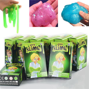 Slime Kit Kids Gloop Sensory DIY Play Toy Science Games Fun