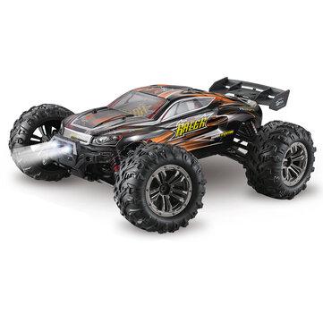 Original Q9031/162.4G4WD52km / h de alta velocidad Sin escobillas RC Coche Postre Modelos de vehículo con errores