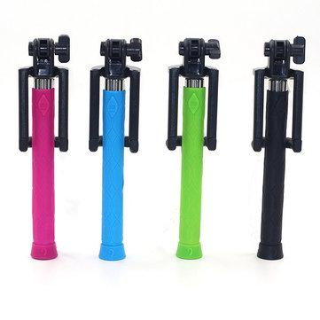 Nine Wireless Bluetooth Selfie Stick Monopod For Mobile Phone