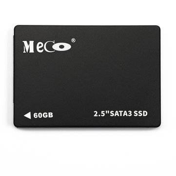 MECO 2.5inch SATA III 60GB Internal Solid State Drive Hard Disk SSD MLC NAND FLASH