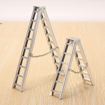 AUSTAR Simulation Decoration Tool Herringbone Ladder For 1/10 RC Crawler