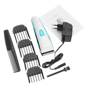Rechargeable Electric Hair Trimmer Cordless Clipper for Men