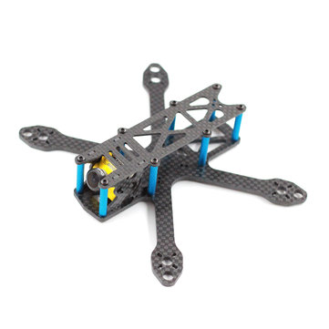 A-Max Gravestone 135mm 3 Inch H FPV Racing Frame Kit For RC Drone Supports RunCam Micro Swift Camera