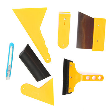 Car Window Tint Tools Kit Film Tinting Scraper Application Installation