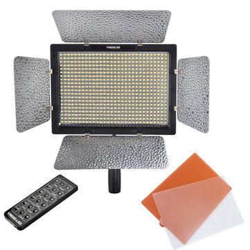 YONGNUO YN600L LED Bi-color Temperature 3200K-5500K Video Light Photography Studio Lighting