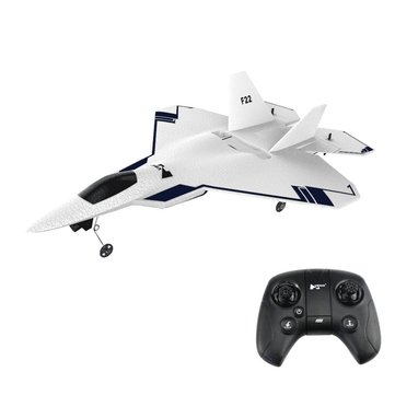 Hubsan F22 2.4G 4CH 310mm Wingspan EPO FPV RC Airplane RTF With 720P Camera & HT015B Transmitter