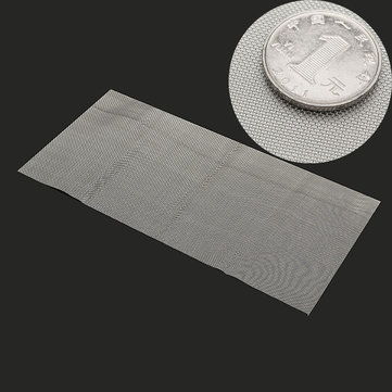 15x30cm Stainless Steel 304 Cloth Filtration Woven Wire Screen 40 Mesh