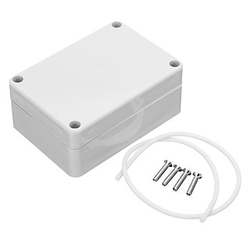 5pcs 83 x 58 x 33mm DIY Plastic Waterproof Project Housing Electronic Junction Case Power Supply Box Instrument Case