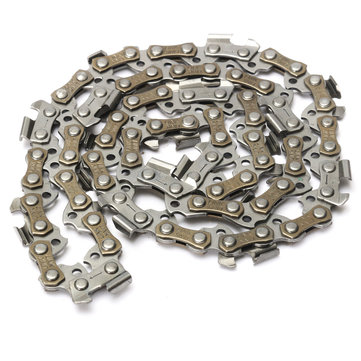 18 Inch 68 Drive Substitution Chain Saw Saw Mill Chain 3/8 Inch Links Pitch 050 Gauge