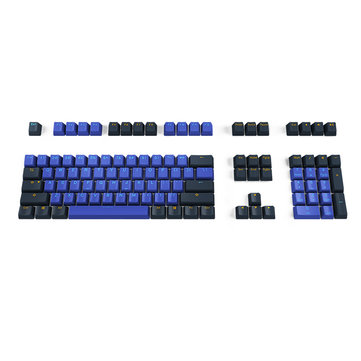 Akko X Ducky 108 Key OEM Profile PBT Keycap Keycaps Set for Mechanical Keyboard