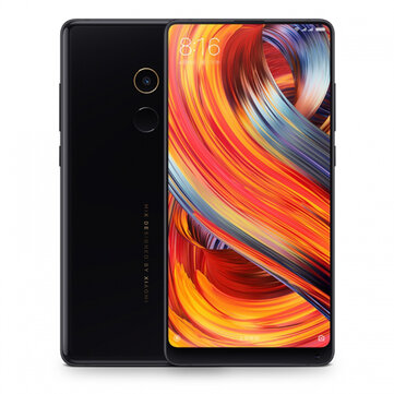 Xiaomi Mi MIX 2 Global Bands 5,99 inch 6GB RAM 64GB rom Snapdragon 835 Octa core 4G Smartphone