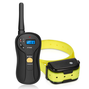 Remote Dog Training Collar Electric Dog training Shock Collar Pet Trainer