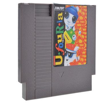 Ufouria 72 Pin 8 Bit Game Card Cartridge voor NES Nintendo