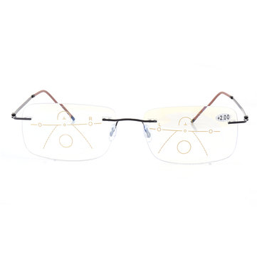 Minleaf Progressive Multifocal Presbyopia Reading Glasses