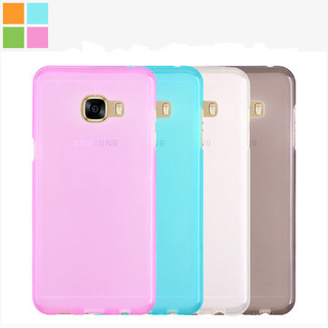 Transparent Soft TPU Silicone Case for Samsung Galaxy A3 A5 2017
