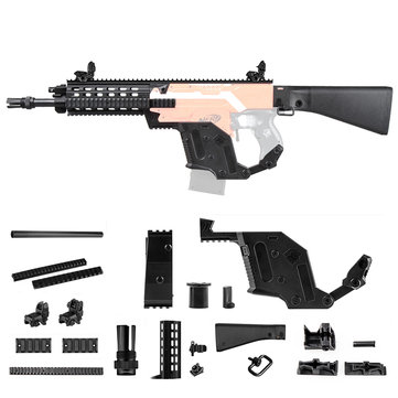 WORKER G56 Modify Set Part For Nerf N-strike Elite Retaliator Toys Accessory