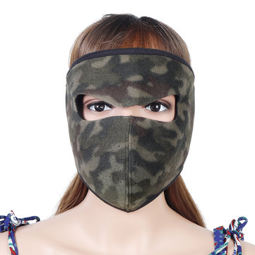 Mens Womens Cotton Riding Face Mask Anti Dust Mask Mouth