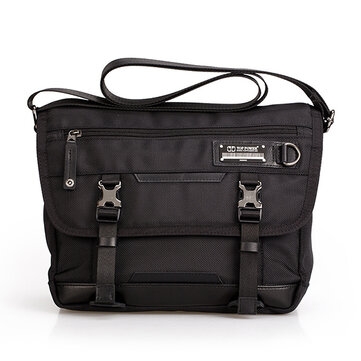 Men Messenger Bag Laptop Bag Multi-compartment Crossbody Shoulder Bag