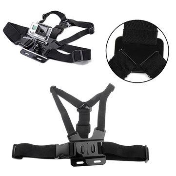 US$4.88Adjustable Model B Body Harness Chest Belt Strap Mount SJ4000 Gopro Hero 2 3 4 3 PlusPhotography & Camera AccfromElectronicson banggood.com