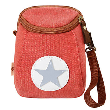 Patch Literary Fresh Wild Crossbody Bag Messenger Bag Phone Bag