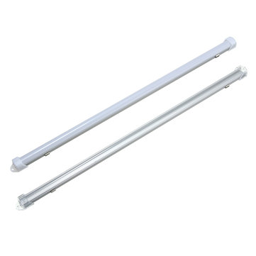 50CM XH-062 U-Style Aluminum Channel Holder For LED Strip Light Bar Under Cabinet Lamp Lighting