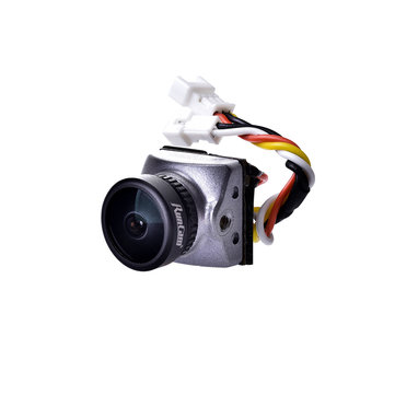 Runcam Racer Nano CMOS 700TVL 1.8mm/2.1mm Super WDR Smallest FPV Camera 6ms Low Latency Gesture Control Integrated OSD for FPV Racer Drone